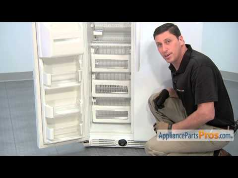 Refrigerator Water Filter (part #EDR3RXD1) - How To Replace