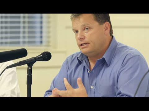 Hospital Update from Mayor O'Neal at Town Council Meeting Sept. 8, 2014