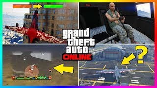 10+ TIPS, TRICKS & THINGS YOU NEED TO KNOW IN GTA ONLINE - 6 VEHICLES AT ONCE, EXTRA HEALTH & MORE!