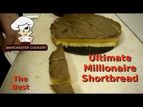 The Ultimate Easy Millionaire Shortbread Recipe