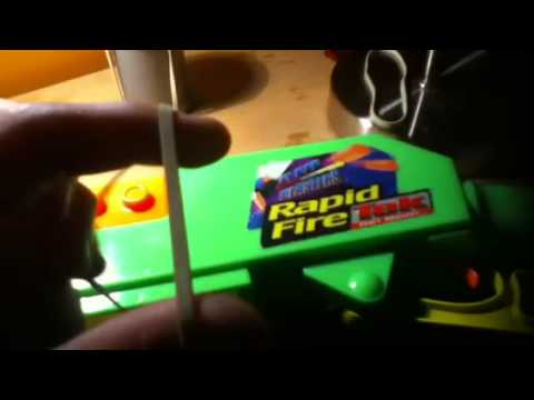 How to make a nerf scope