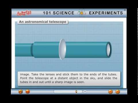 How to make an Astronomical Telescope