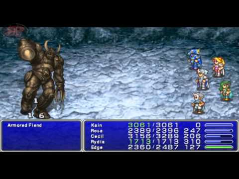 Final Fantasy IV (PSP) - Part 20 - The Father of Eidolons