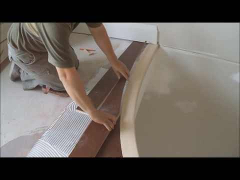 How to Make a Curved Hardwood Flooring Board for Stair Nosing with Table Saw Mryoucandoityourself