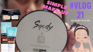 Download My everyday Makeup routine #MyDubaiVlog21 Video
