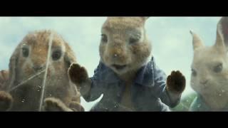 "PETER RABBIT: TV Spot - ""Hairy"""