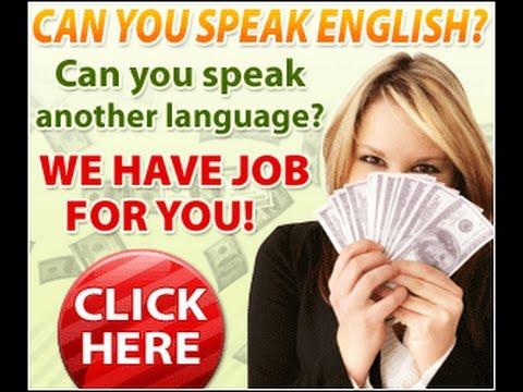 Online Translation Jobs | Spanish Translator Jobs