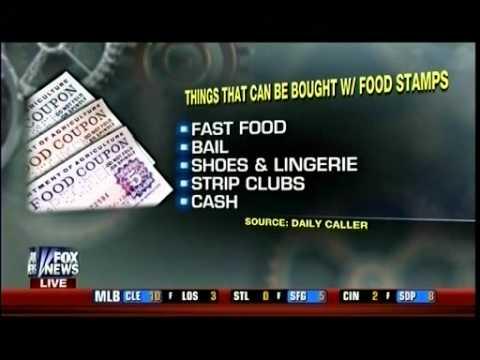 Fast Food - RPT KFC & Taco Bell Accept EBT Cards (Food Stamp) - Fox & Friends