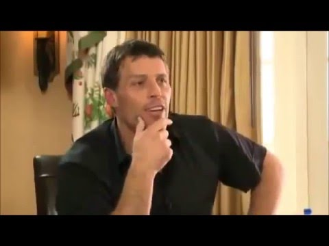 How to live the life you want. Must watch-Tony Robbins