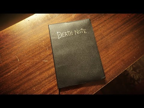 Do NOT Buy a DEATH NOTE!