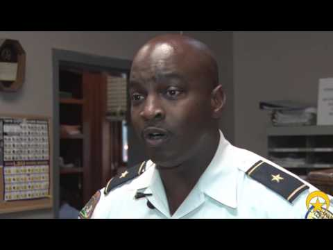 NOPD Commander Earns Master's Degree with help from NOPJF