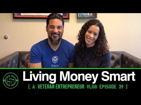 3 Secrets of Power Couple Millionaires   #LivingMoneySmart a #Vetrepreneur VLOG EP39