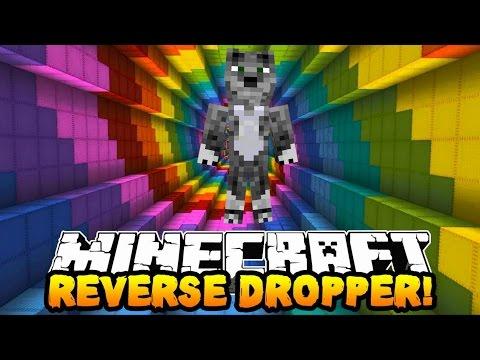 Mcpe Reverse Dropper [Modded Map]