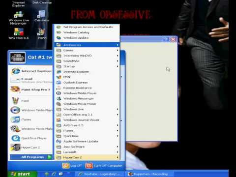 How to Change Your Desktop Picture On Windows XP