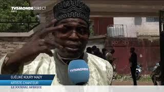 Mory Kanté : la Guinée pleure son griot
