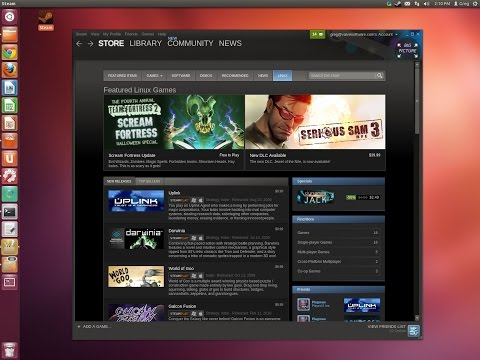 How To Install STEAM On Ubuntu 15.04 and 14.10