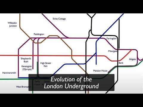 Evolution of the Underground