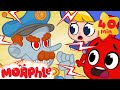 The Robots Are Back My Magic Pet Morphle Cartoons For Kids Morphle TV BRAND NEW