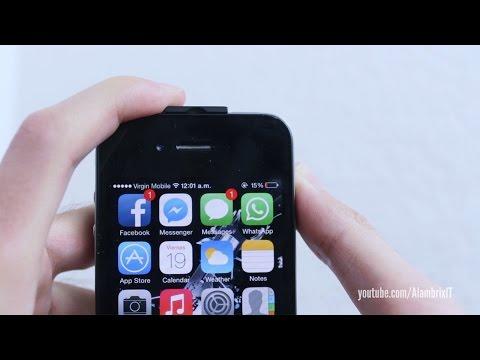 ¡Carga más rápido la batería de tu iPhone, iPod o iPad con este tip!