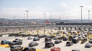 U.S. and Mexico Close Border to All Non-Essential Travel
