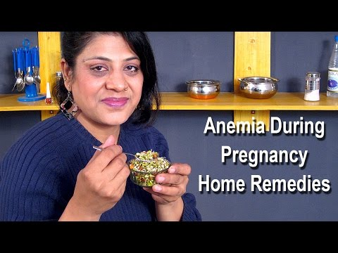 Anemia During Pregnancy - 3 Home Remedies for Anemia During Pregnancy by Sonia @ ekunji