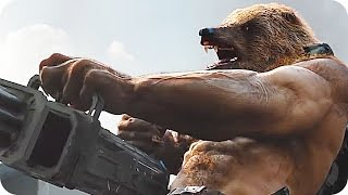GUARDIANS Final English Trailer (2017) Russian Superhero Movie