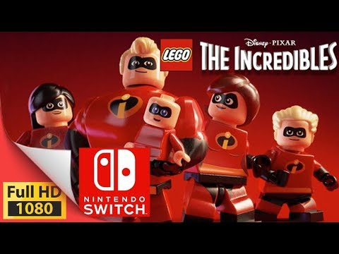 The Parr Family And Their Powers star in new LEGO The Incredibles trailer