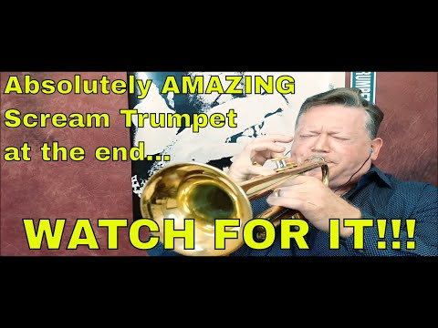 Kurt SCREAMS the Ending of Mission Impossible & has a message to ALL Trumpet Challengers