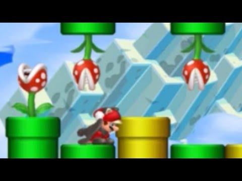 New Super Mario Bros U: Custom Levels! - Episode 3 - Remake Edition