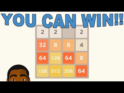 2048 TIPS!! | How To Beat 2048 | iYamBCast