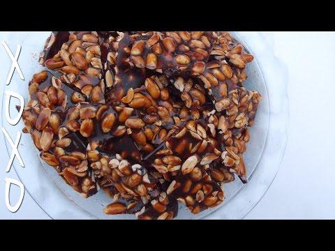 Peanut Brittle Recipe - 2 ingredients
