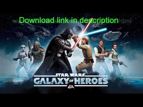 How To HACK Star Wars Galaxy of Heroes