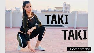 TAKI TAKI | DJ Snake, Cardi B , Ozuna & Selena Gomez DANCE COVER BY KANISHKA TALENT HUB