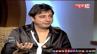"""EXCLUSIVE:Playback Singer """"सुखविंदर सिंह"""" in आमने सामने with अनुराधा प्रसाद"""