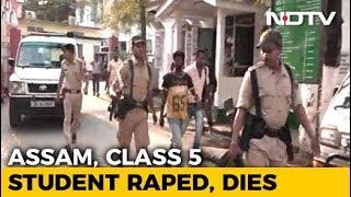 Class 5 Student, Set On Fire After Alleged Gang-rape In Assam, Dies