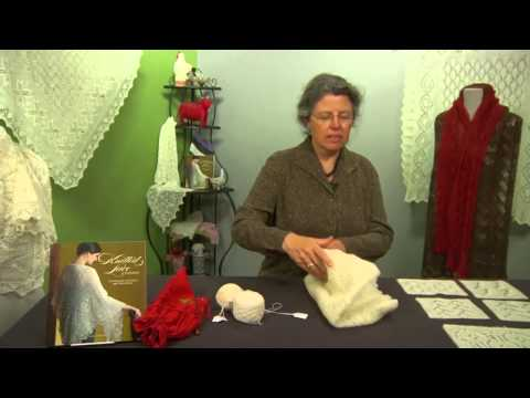 Learn the Knitted Lace of Estonia