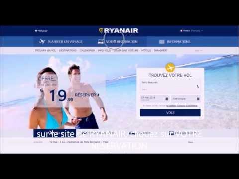 Ryan Air contact