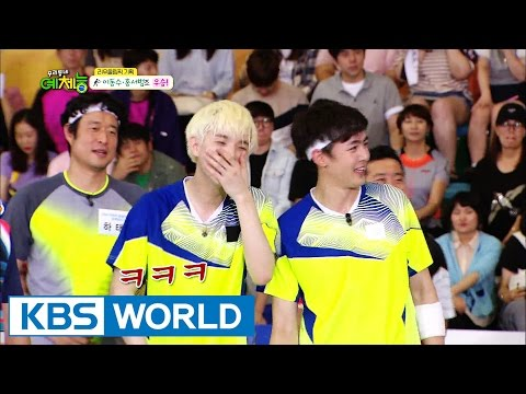 Cool Kiz on the Block | 우리동네 예체능 –Rio Olympic event special,  part 2 [ENG/2016.07.26]