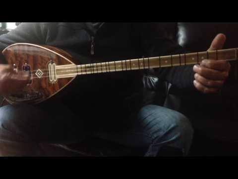 باغله مه بزق كوردي فيربون kurdish tambur biziq music lessons