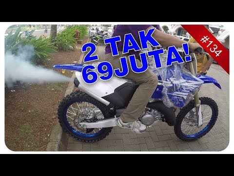 BELI MOTOR YZ 125 2 TAK | SOUND TEST | YAMAHA CBU INDONESIA