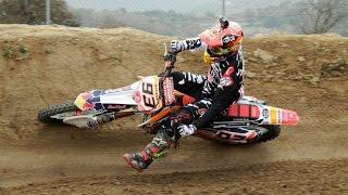 Marc Marquez 93   Motocross Full Attack 2015   Honda CRF 250R HRC Repsol