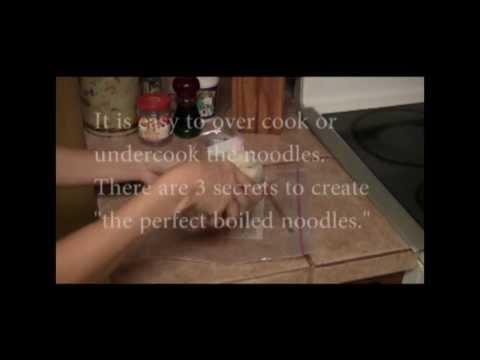 3 Secrets to Boil Rice Stick Noodles