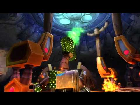 Disney Epic Mickey 2 The Power of Two  #► Trailer