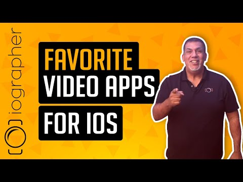 Favorite Video Apps for iOS