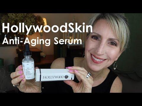 HOLLYWOODSKIN ANTI-AGING SERUM -  MY REVIEW