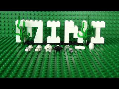 Mini Series: How To Build A Mini Lego Submarine