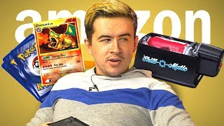 POKEMON OPENING & INVENTIONS • AMAZON PRIME TIME