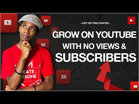 5 Tips for Getting Started on YouTube with 0 Subscribers and 0 Views