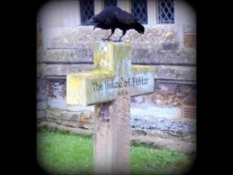 Needle felt Raven by Malachai Beesley