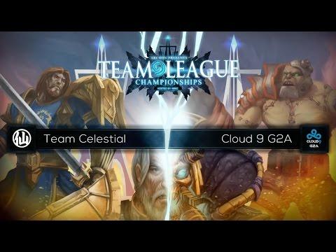 [ATLC] Week 5: Celestial vs Cloud 9